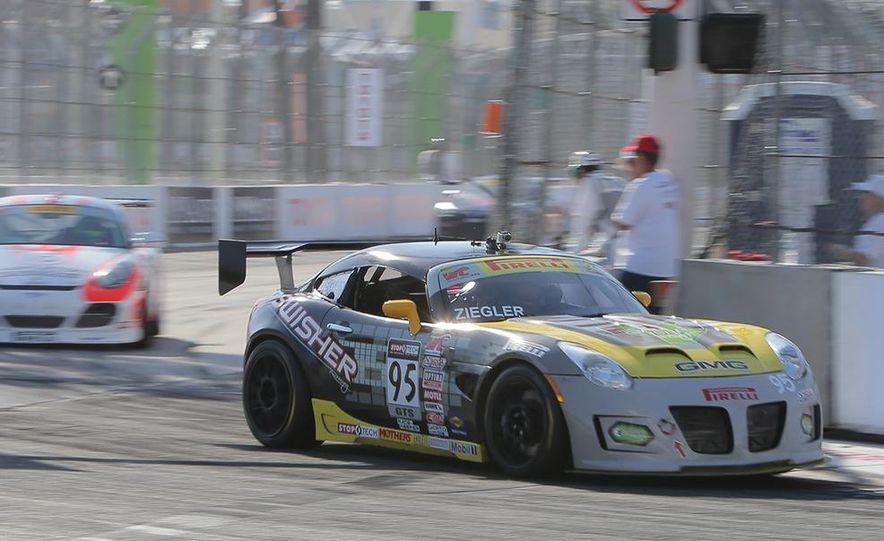2013 American Le Mans Series at Long Beach - Slide 44