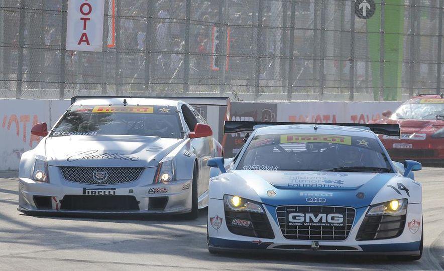 2013 American Le Mans Series at Long Beach - Slide 45
