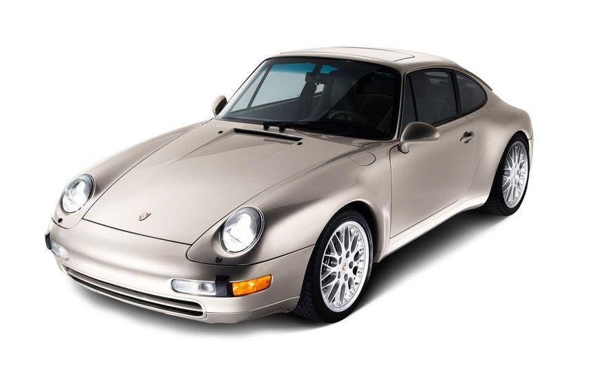 1995–98 Porsche 911 - Slide 1