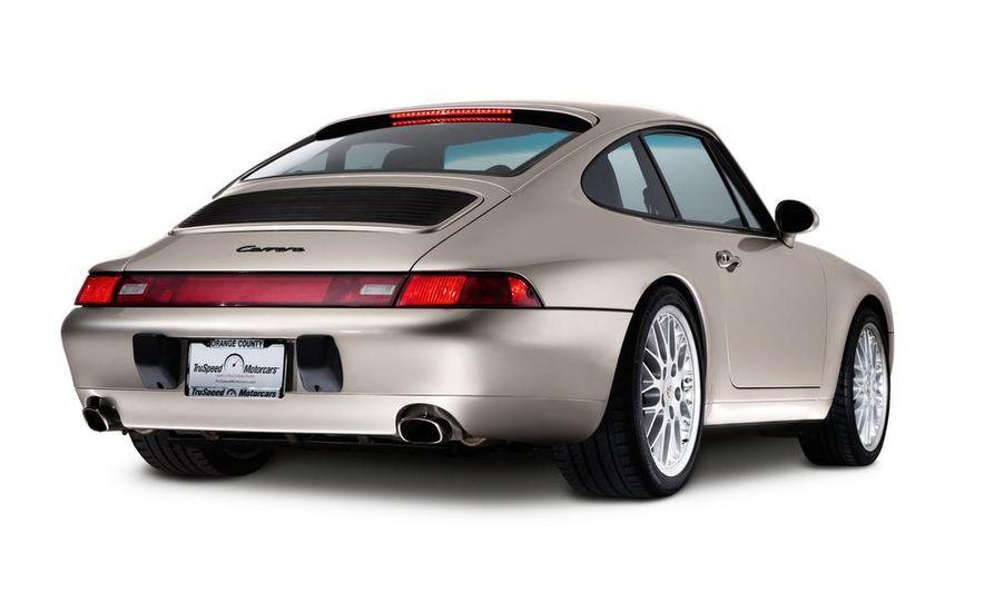 1995–98 Porsche 911 - Slide 2