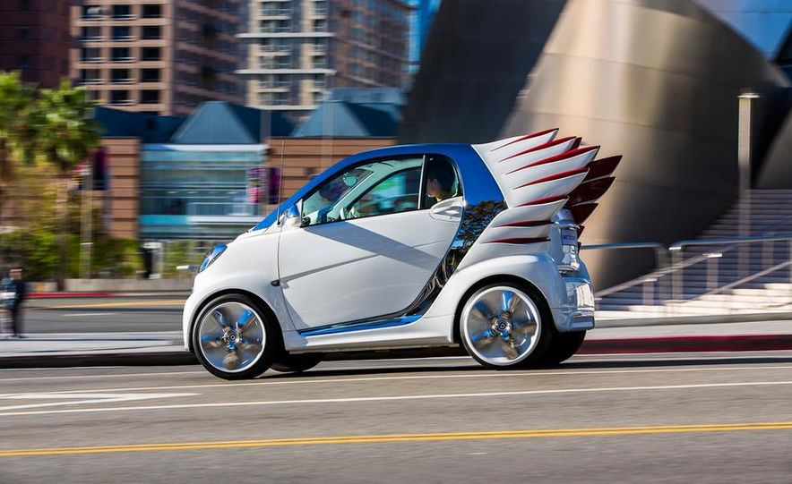 Smart Fortwo Edition by Jeremy Scott - Slide 7