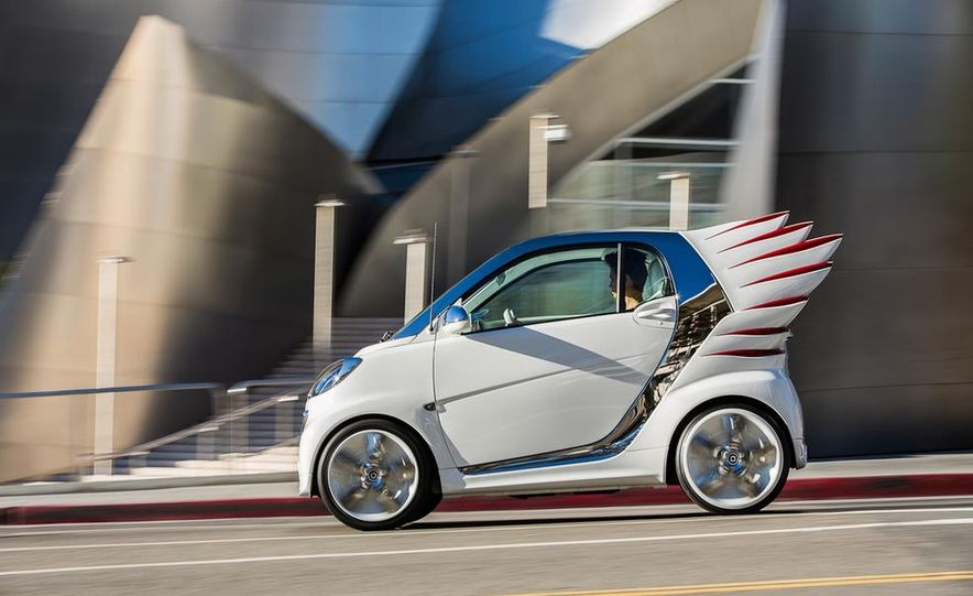 Smart Fortwo Edition by Jeremy Scott - Slide 8