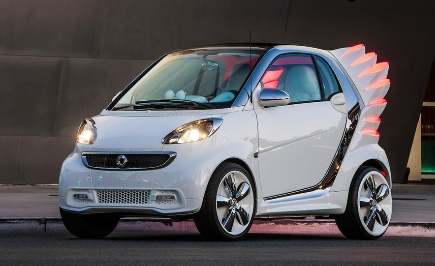 Smart Fortwo Edition by Jeremy Scott - Slide 11