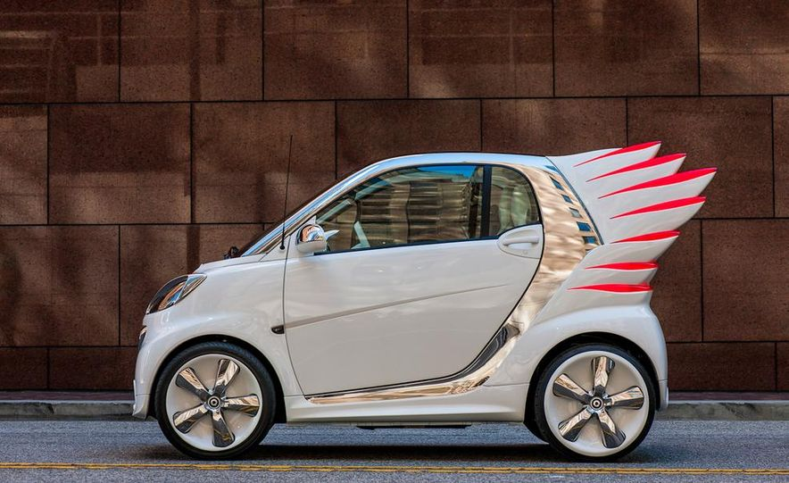 Smart Fortwo Edition by Jeremy Scott - Slide 12