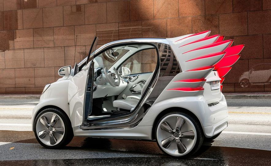 Smart Fortwo Edition by Jeremy Scott - Slide 16