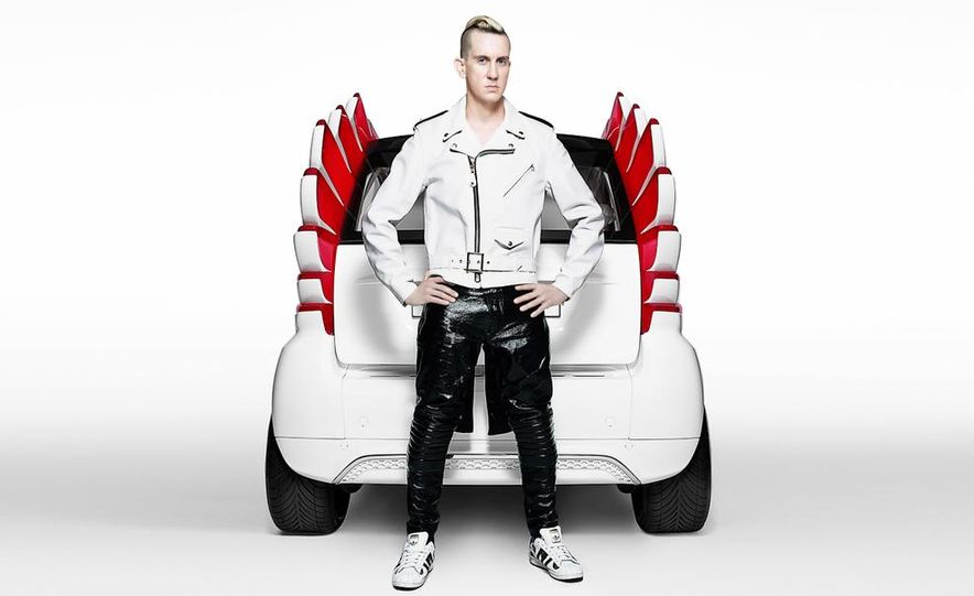 Smart Fortwo Edition by Jeremy Scott - Slide 24