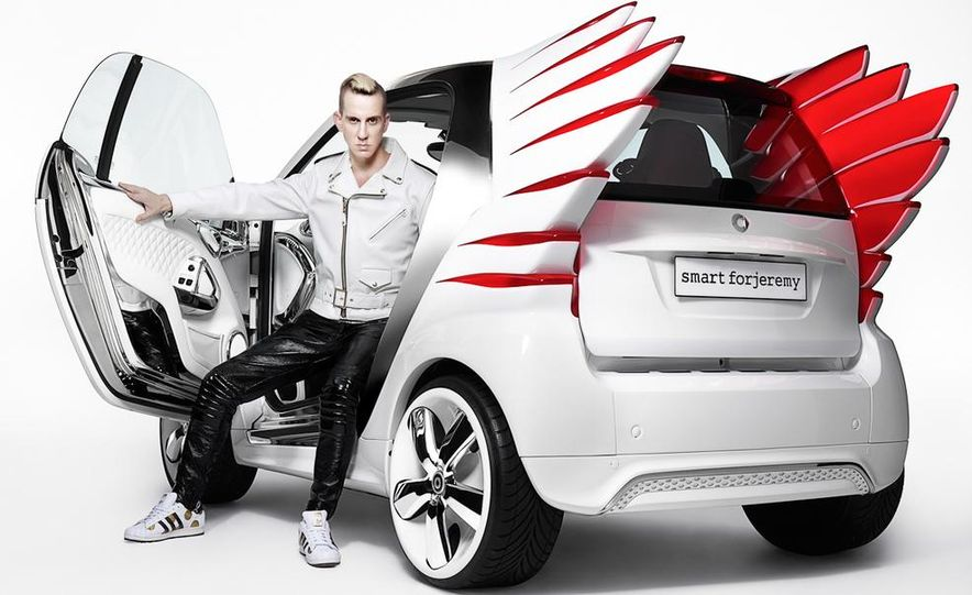 Smart Fortwo Edition by Jeremy Scott - Slide 25