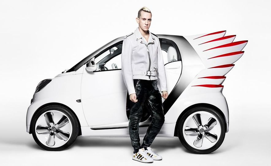 Smart Fortwo Edition by Jeremy Scott - Slide 26