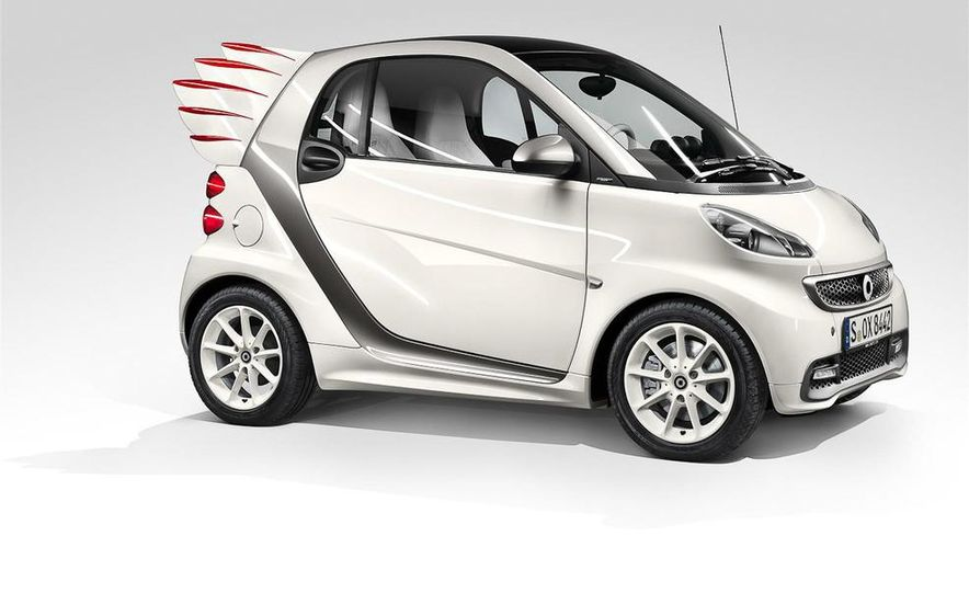 Smart Fortwo Edition by Jeremy Scott - Slide 1