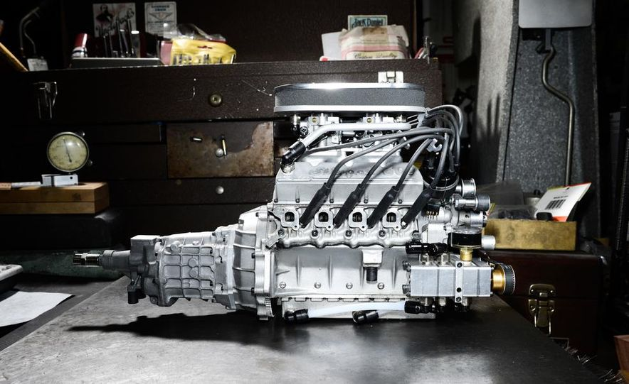Engine Downsizing, For Reals: The 6.09-Cubic-Inch, Fully Functioning V-8 - Slide 2