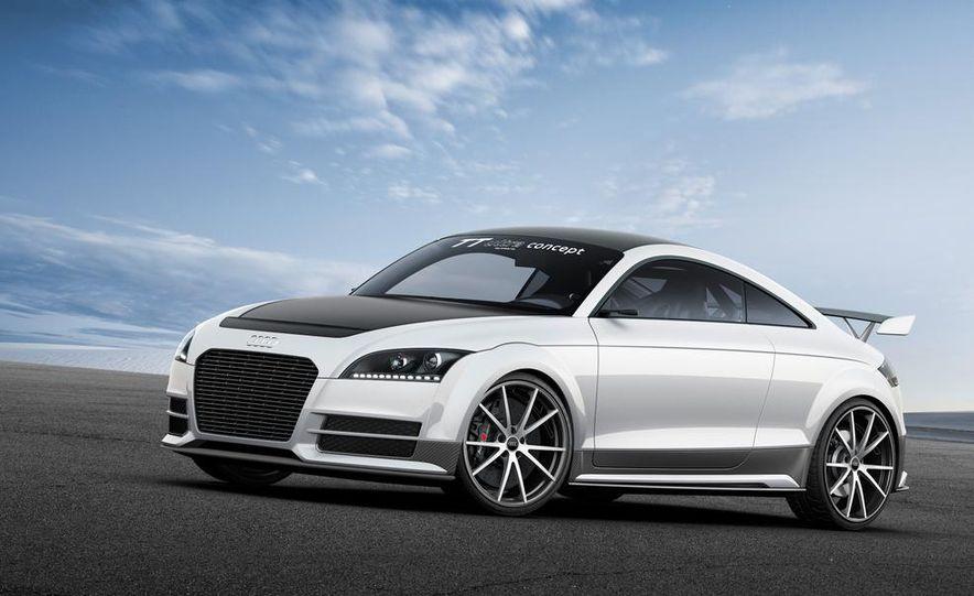 Audi Ultra Quattro concept - Slide 1