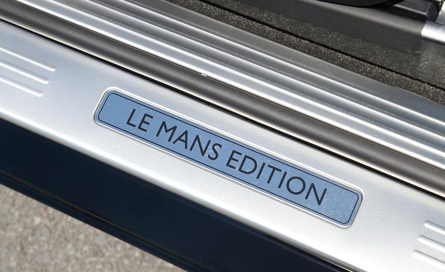 Bentley Continental Le Mans Limited Edition - Slide 8