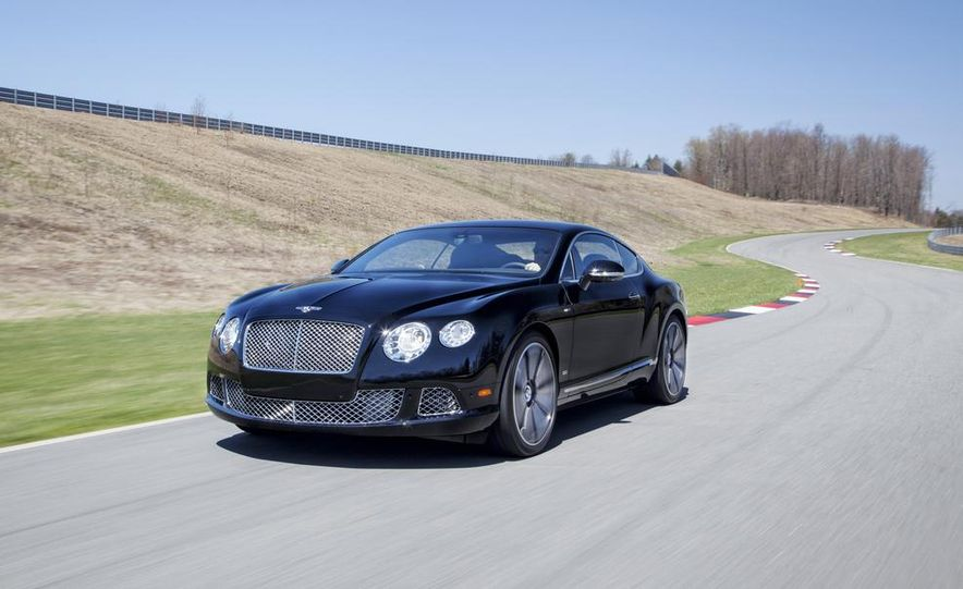Bentley Continental Le Mans Limited Edition - Slide 1