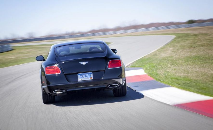 Bentley Continental Le Mans Limited Edition - Slide 2