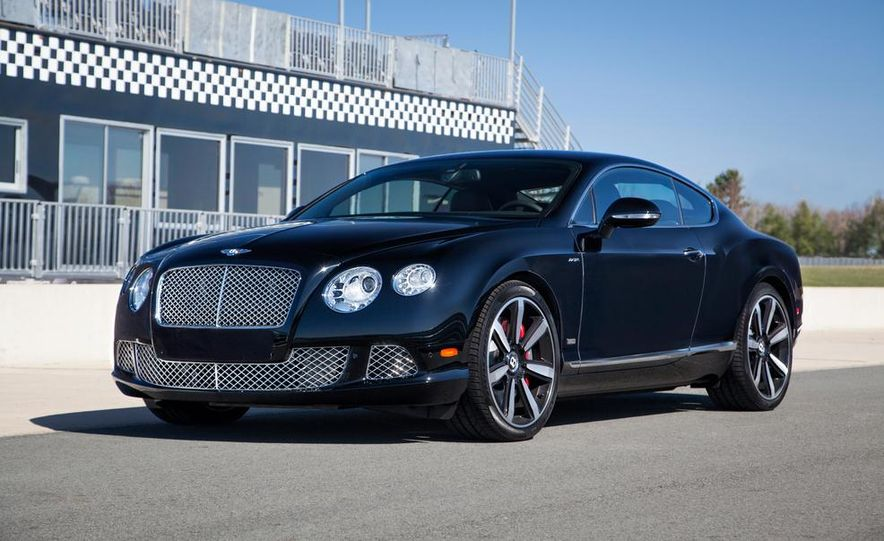 Bentley Continental Le Mans Limited Edition - Slide 3