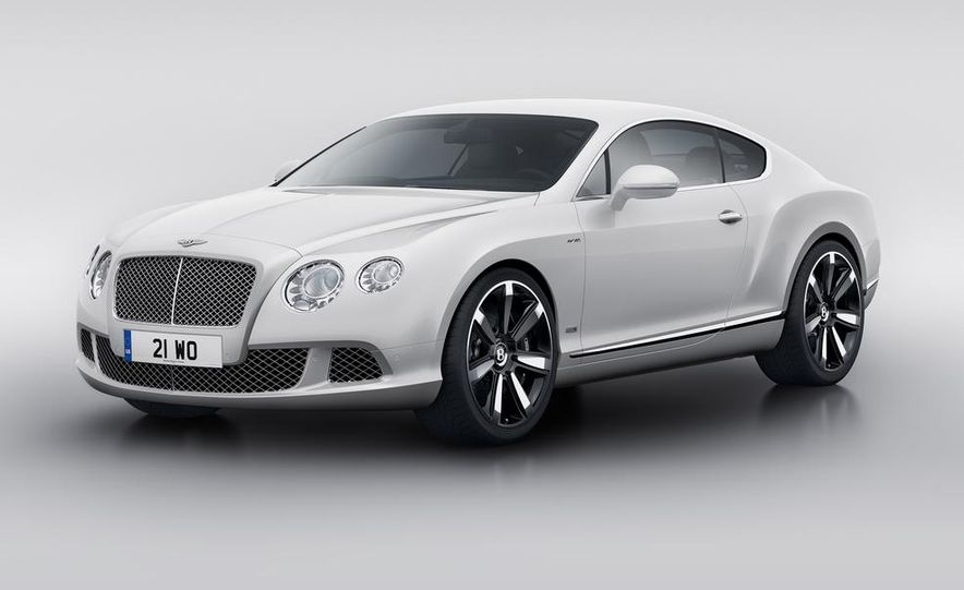 Bentley Continental Le Mans Limited Edition - Slide 9