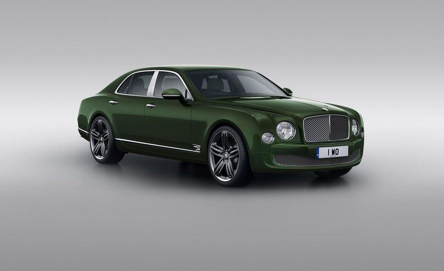 Bentley Continental Le Mans Limited Edition - Slide 10
