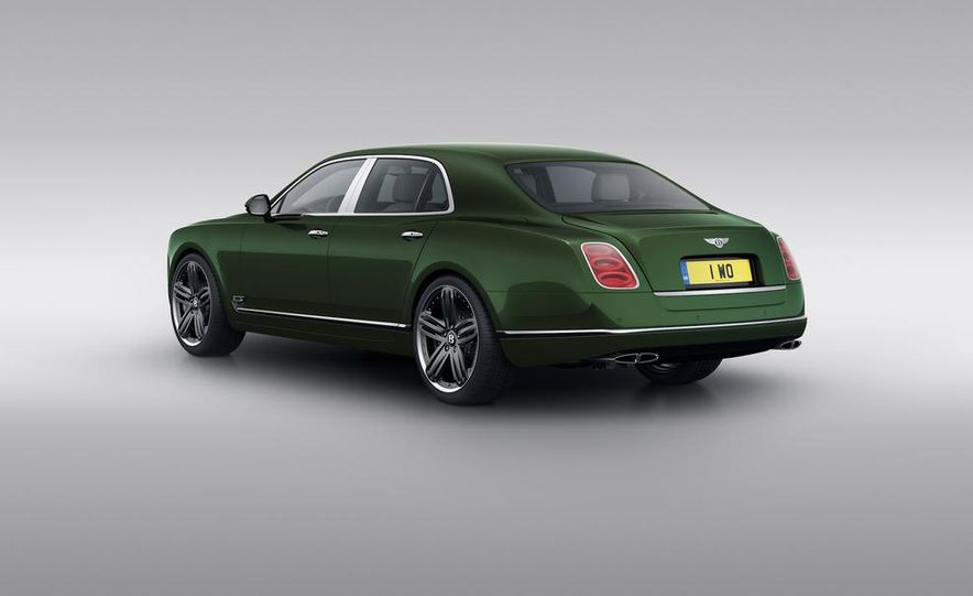 Bentley Continental Le Mans Limited Edition - Slide 11