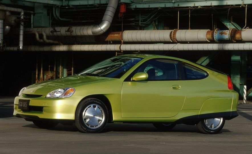 2000 Honda Insight - Slide 1