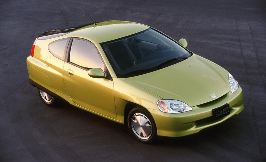 2000 Honda Insight - Slide 2