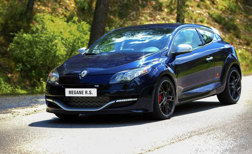 Renault Mégane RS Red Bull Racing RB8 Special Edition - Slide 1