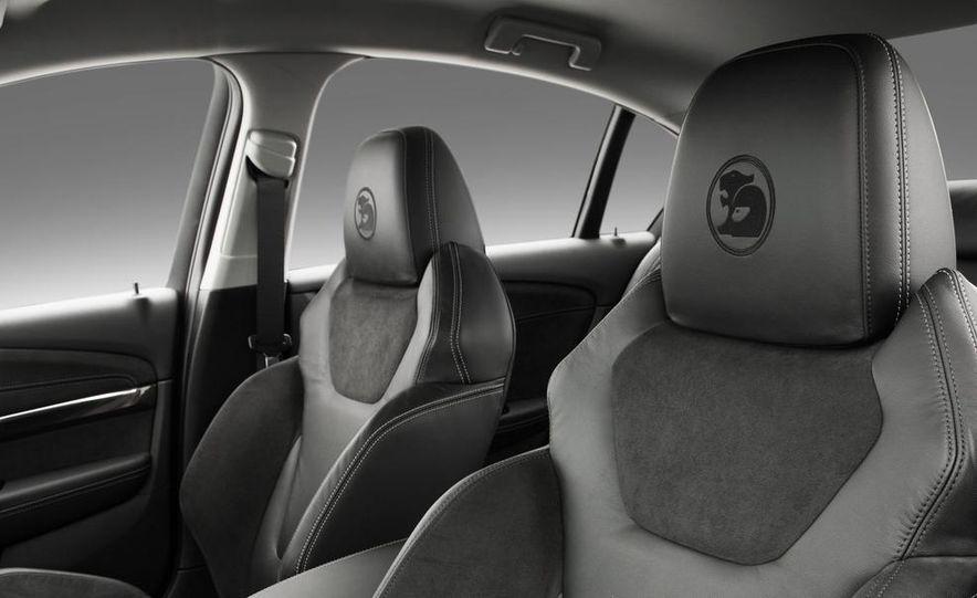 2014 Vauxhall VXR8 GTS - Slide 7