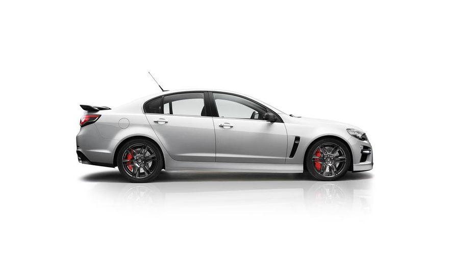 2014 Vauxhall VXR8 GTS - Slide 2