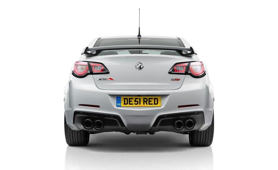 2014 Vauxhall VXR8 GTS - Slide 4