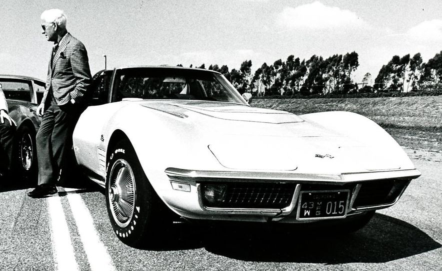 Corvette SportWagon - Slide 16