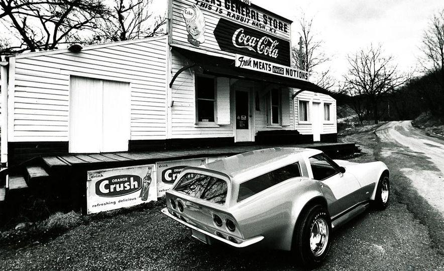 Corvette SportWagon - Slide 1