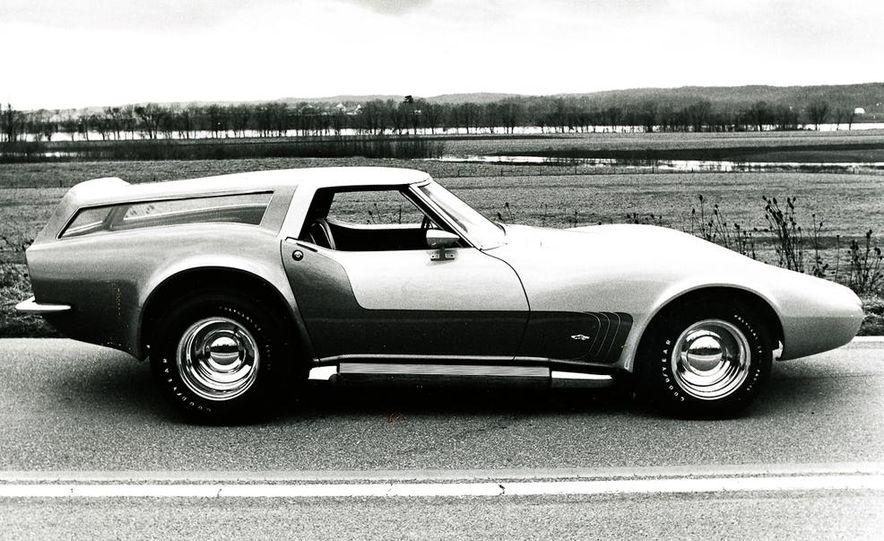 Corvette SportWagon - Slide 2