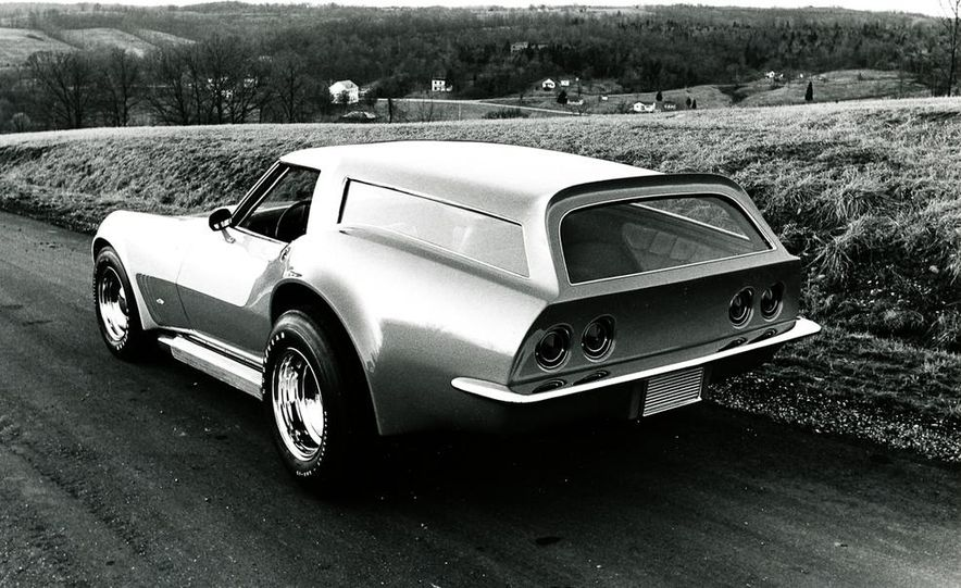 Corvette SportWagon - Slide 4