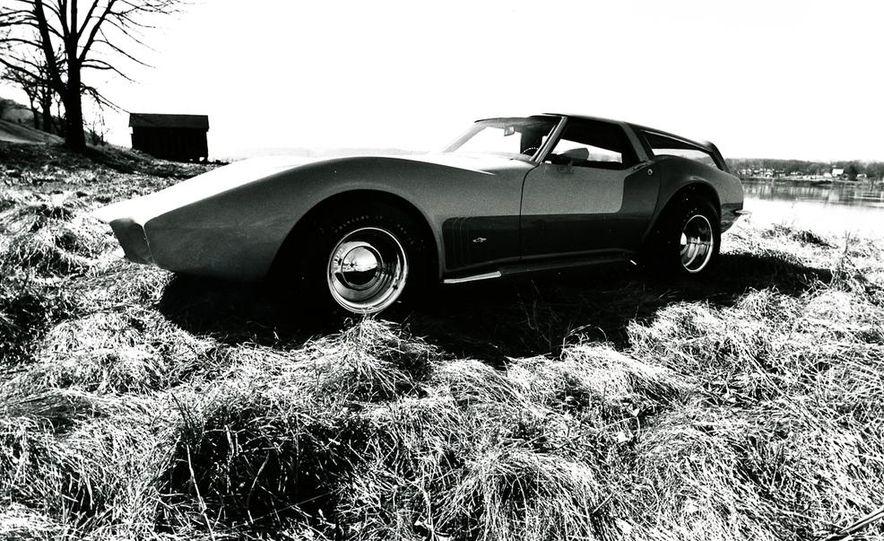 Corvette SportWagon - Slide 10