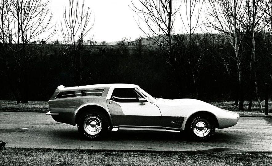 Corvette SportWagon - Slide 11