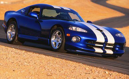 Dodge Viper GTS vs. Yamaha YZF1000R