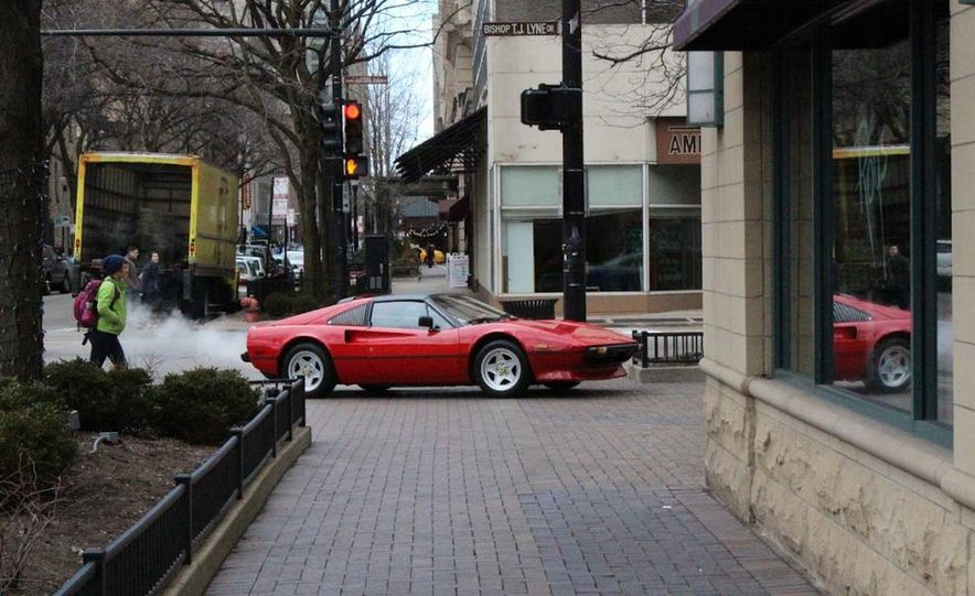 This Is the Coolest Magnum P.I.–Themed Birthday Party You'll Ever See—Complete with Real Ferrari 308 GTSi - Slide 1