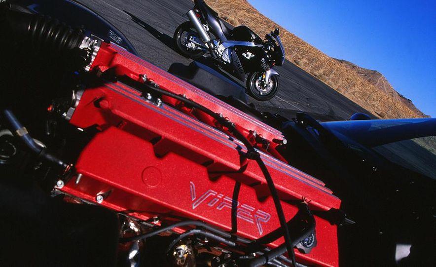1996 Dodge Viper GTS and 1997 Yamaha YZF1000R - Slide 10