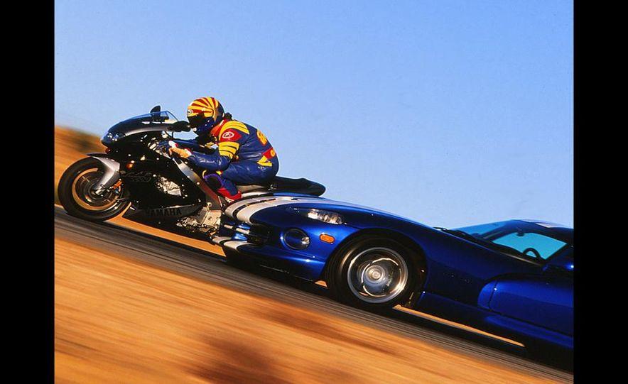 1996 Dodge Viper GTS and 1997 Yamaha YZF1000R - Slide 1