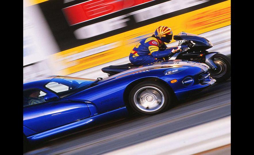 1996 Dodge Viper GTS and 1997 Yamaha YZF1000R - Slide 2