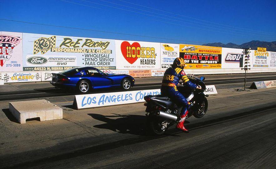 1996 Dodge Viper GTS and 1997 Yamaha YZF1000R - Slide 3