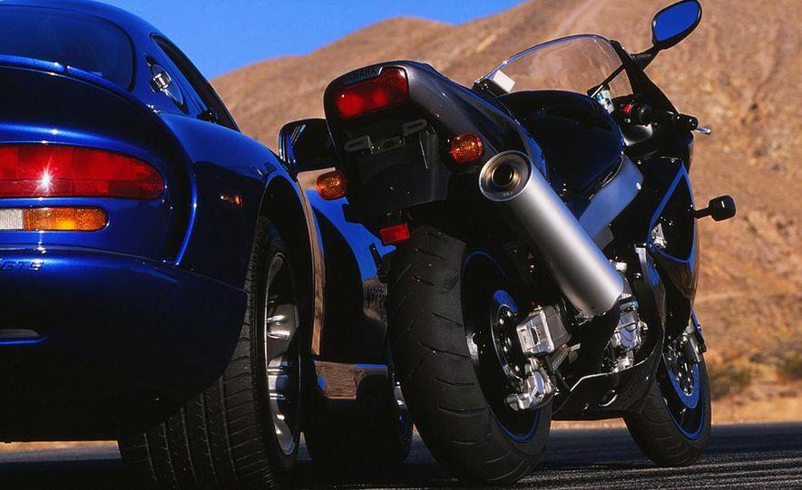 1996 Dodge Viper GTS and 1997 Yamaha YZF1000R - Slide 4