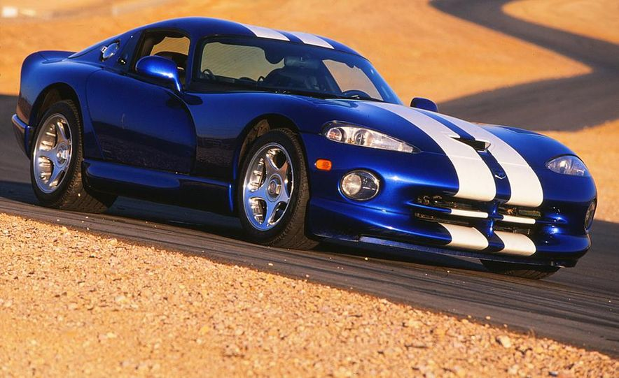1996 Dodge Viper GTS and 1997 Yamaha YZF1000R - Slide 6