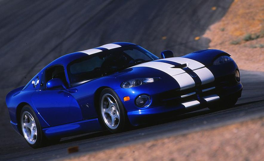 1996 Dodge Viper GTS and 1997 Yamaha YZF1000R - Slide 7