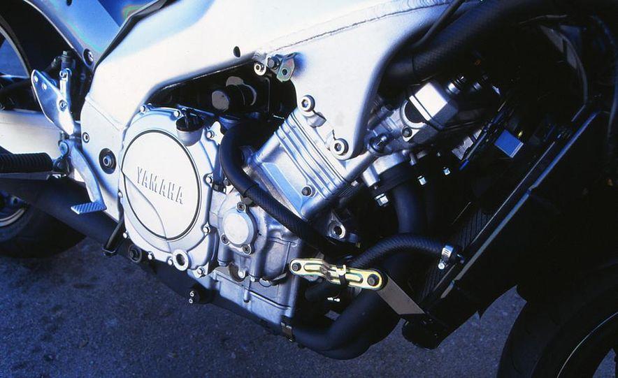 1996 Dodge Viper GTS and 1997 Yamaha YZF1000R - Slide 16