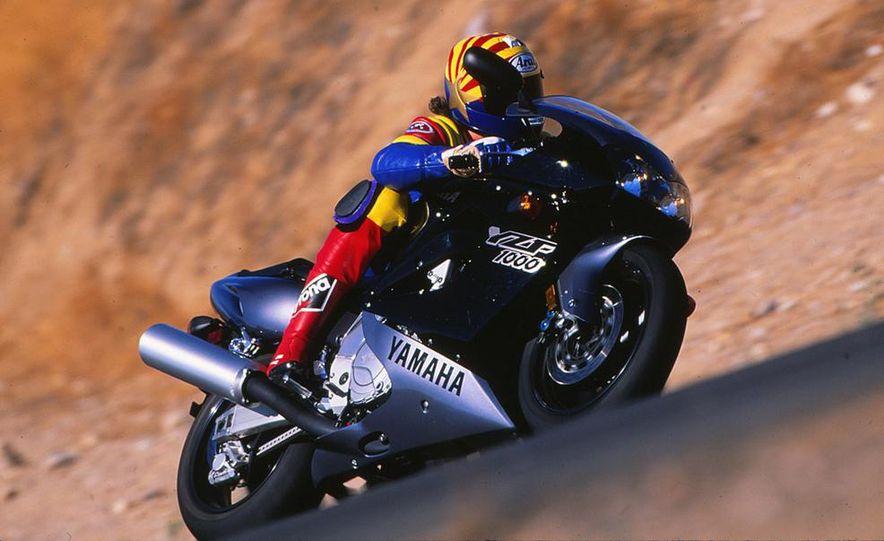 1996 Dodge Viper GTS and 1997 Yamaha YZF1000R - Slide 12