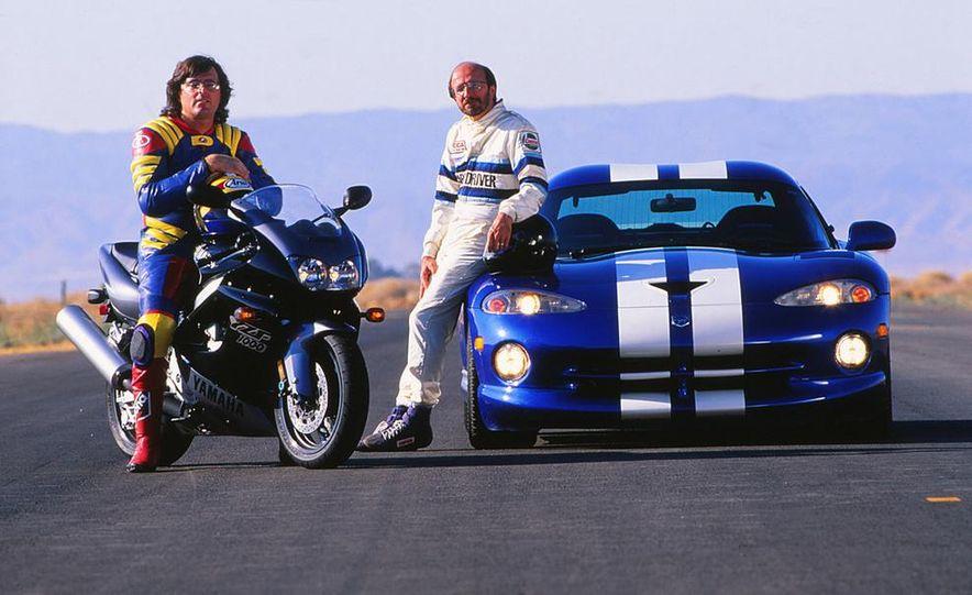 1996 Dodge Viper GTS and 1997 Yamaha YZF1000R - Slide 5