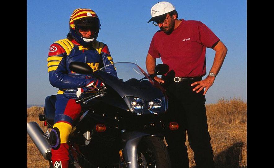 1996 Dodge Viper GTS and 1997 Yamaha YZF1000R - Slide 14