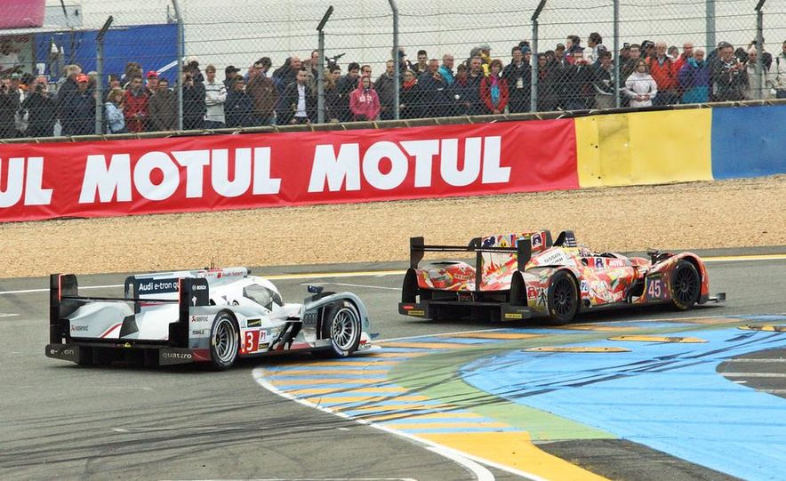 The 2013 24 Hours of Le Mans - Slide 11
