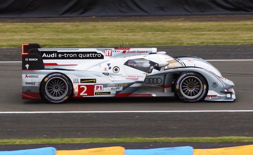 The 2013 24 Hours of Le Mans - Slide 13