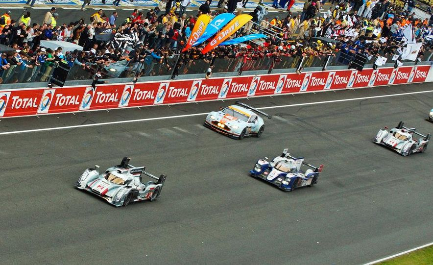The 2013 24 Hours of Le Mans - Slide 20